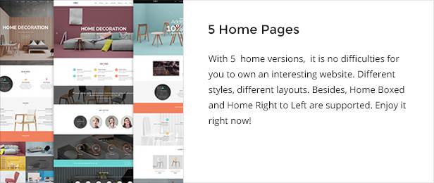 deKor - Interior WordPress Theme - 2