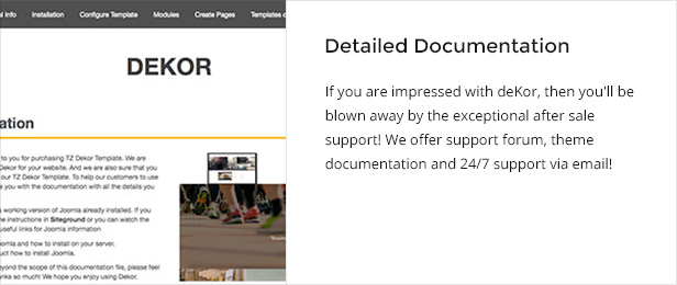 deKor - Interior WordPress Theme - 12