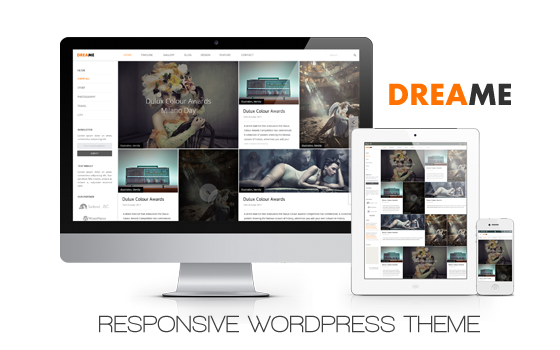 Dreame - Responsive WordPress Theme