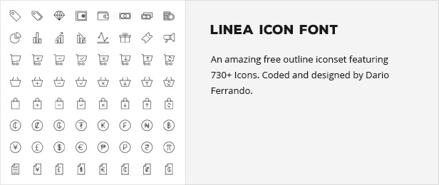 LIONA | A Portfolio Theme for Creative Site - 13