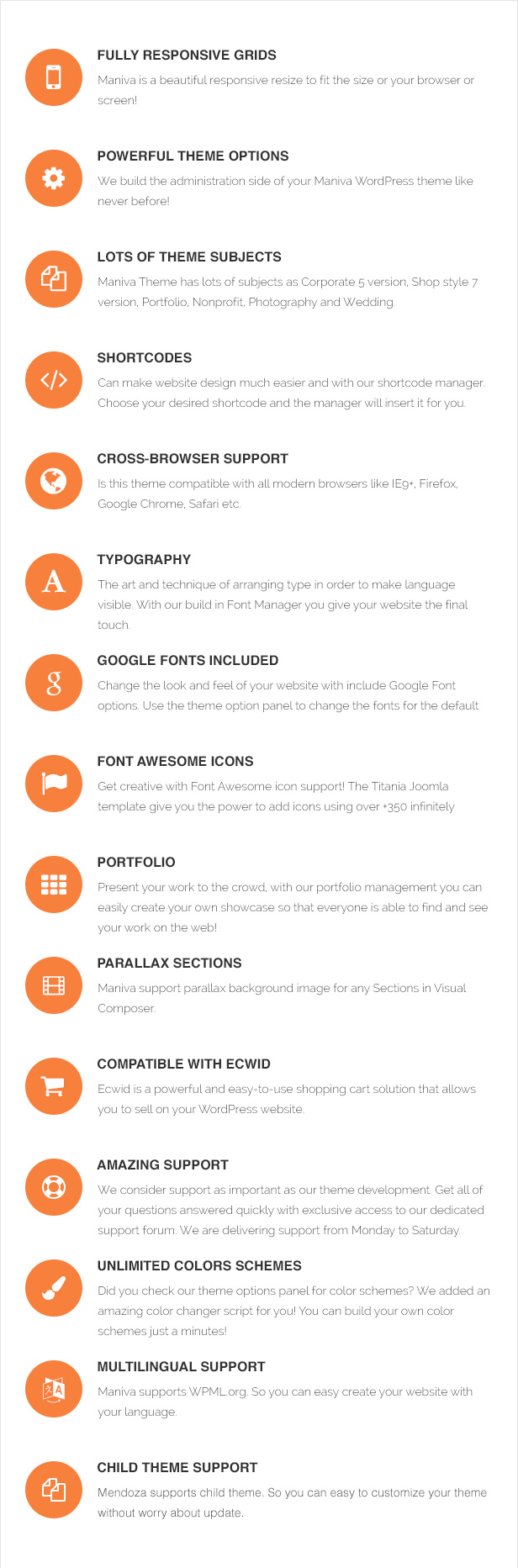 Gym Fitness Yoga - Maniva WordPress Theme - 3