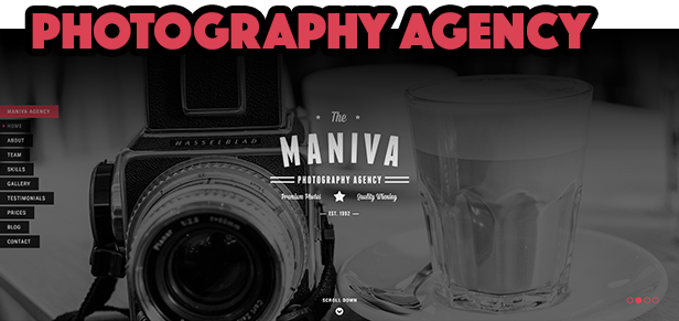 Maniva | The WordPress Theme Bundle