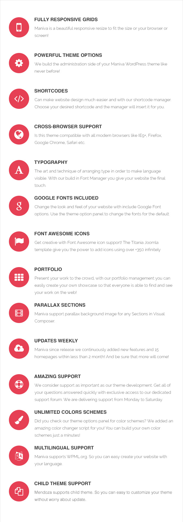 Photography Agency - Maniva WordPress Theme