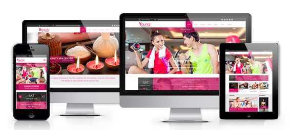 Young Fitness - Spa & Fitness Joomla Template