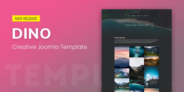 Dino-creative-photography-joomla-template