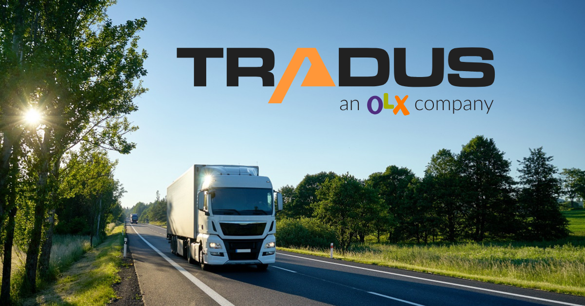 Tradux - the solution for the purchase and sale of heavy machinery