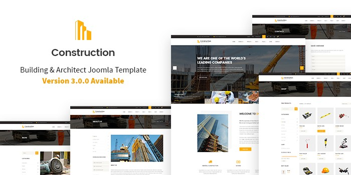 Construction-Building-Architect-Joomla-Template-Version-3.0.0-Available