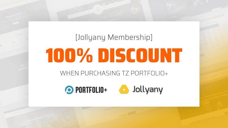 [Jollyany Membership] Get 100% Discount on TZ Portfolio's Personal Bundle