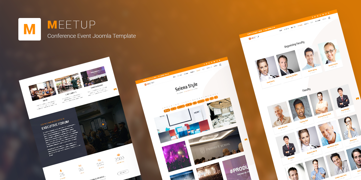 Introduce Meetup – Conference Event Joomla Template 2.0.0