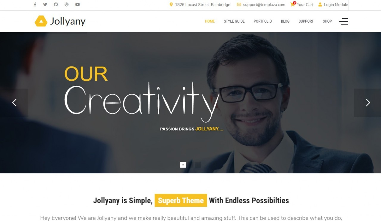 Best Free Joomla Template Collection In 2020 Templaza Blog