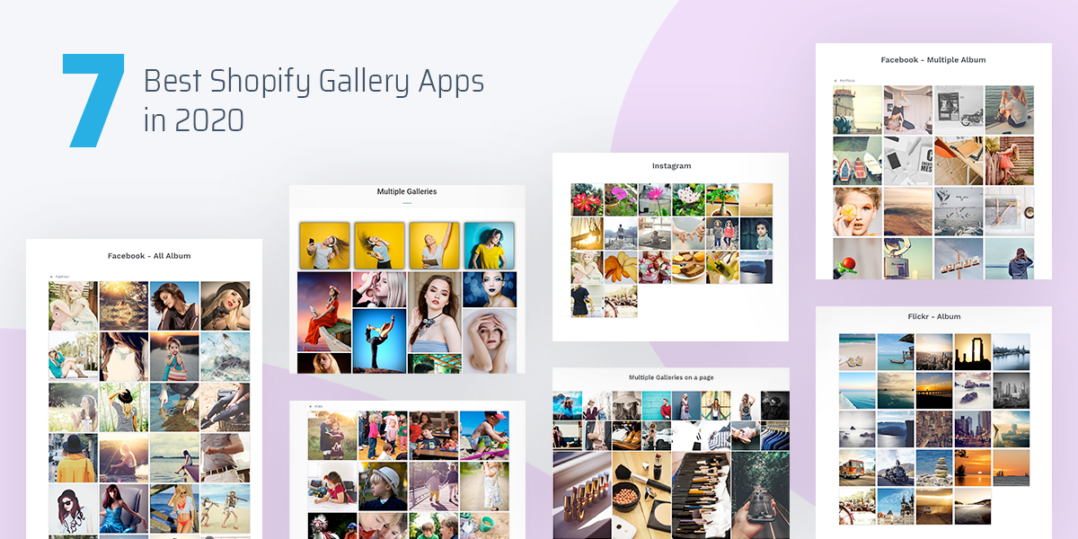 7 Best Shopify Gallery Apps On in 2020