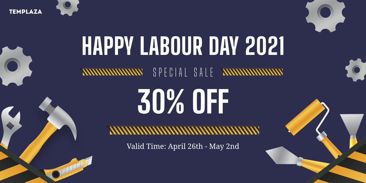 Happy International Labour Day 2021: 30% OFF On Joomla & WordPress Themes