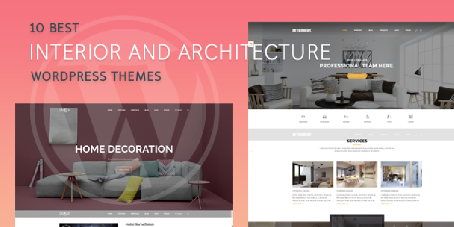 10 Best Interior and Architecture WordPress Themes