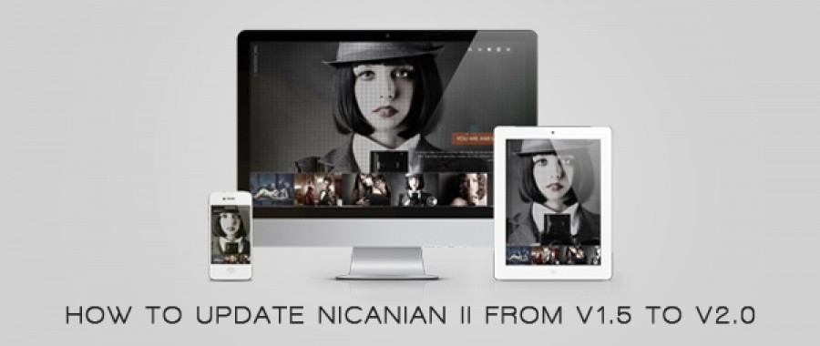 How To Update Nicanian II From V1.5 To V2.0