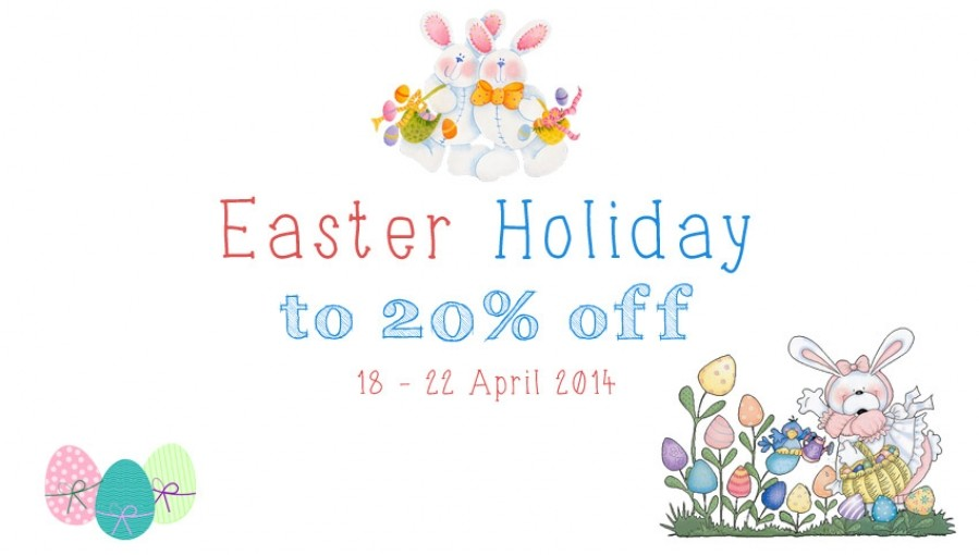 Discounting 20% off For All Templaza Subscriptions from Easter Holiday