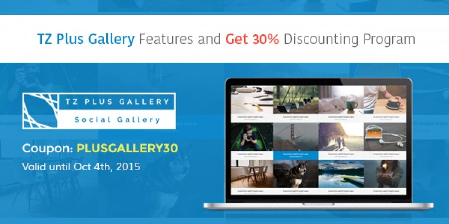 TZ Plus Gallery  Features and 30% Discounting Program