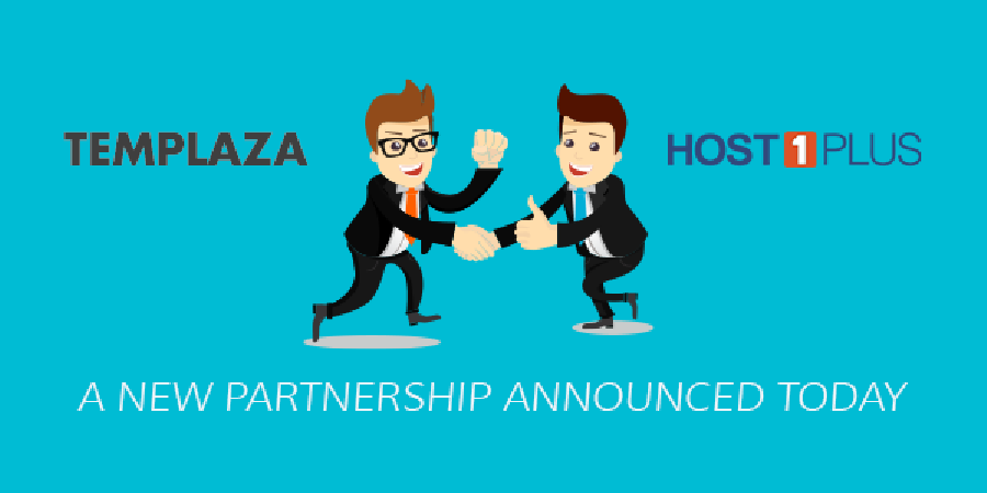 TemPlaza and Host1Plus: A New Partnership Announced Today