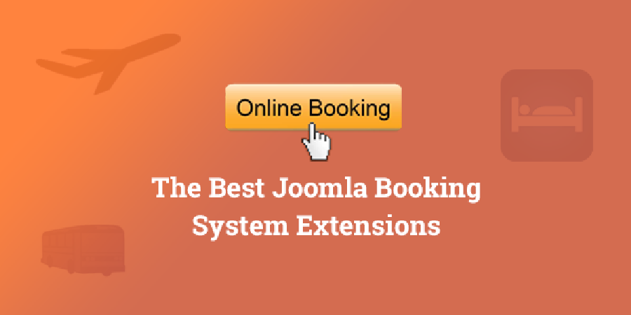 The Best Joomla Booking System Extensions