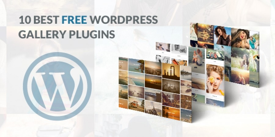 10 Best FREE WordPress Gallery Plugins