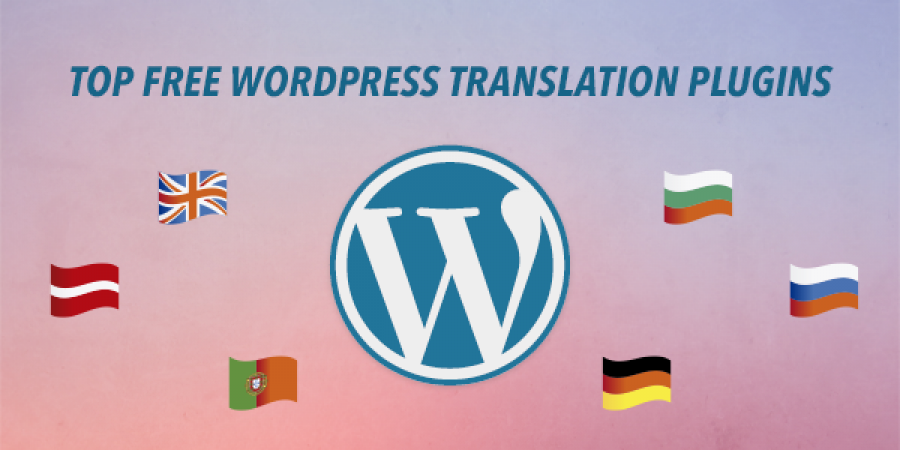 Top Free WordPress Translation Plugins