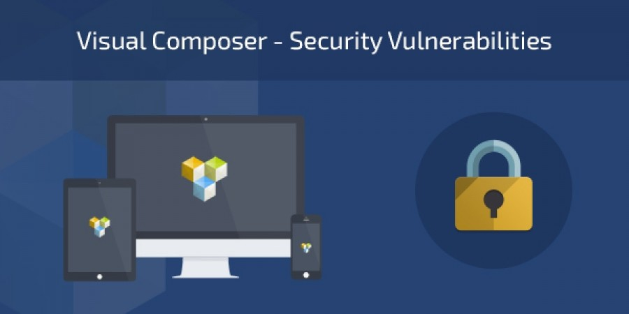 Visual Composer - Security Vulnerabilities