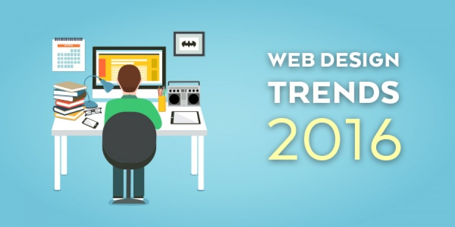 What Are Web Design Trends Expected To See In 2016