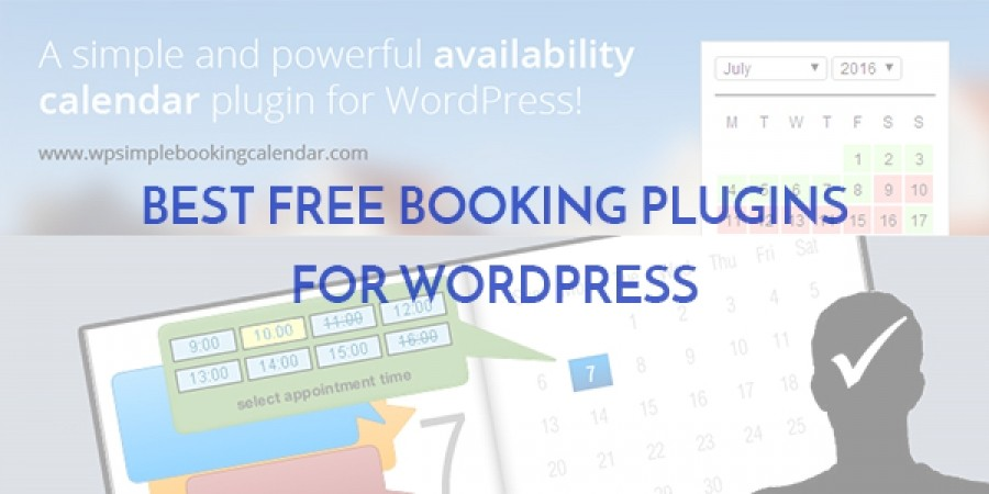 Best Free Booking Plugins For WordPress