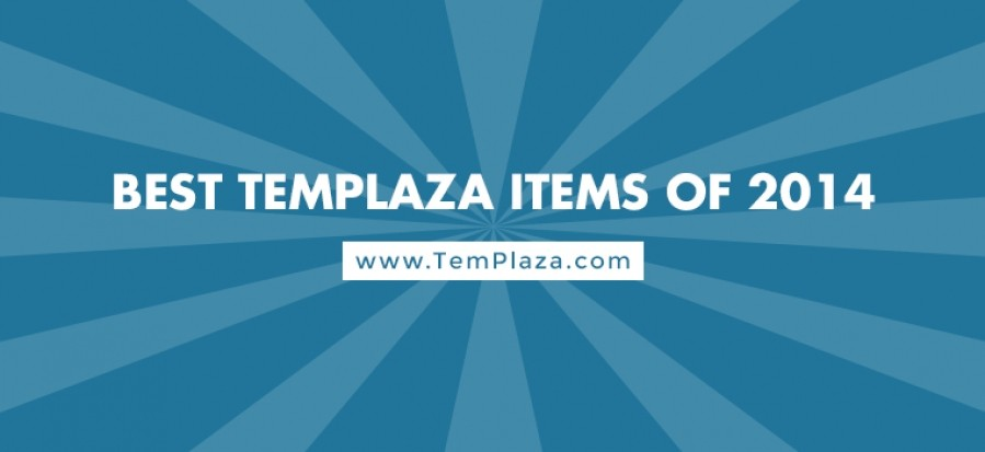 Special 15% Discount Code For Best TemPlaza Items Of 2014