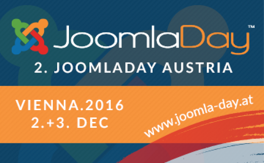 JoomlaDay Austria 2016 Is Coming