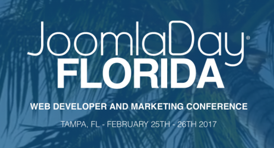 JoomlaDay Florida 2017 Be Back This February