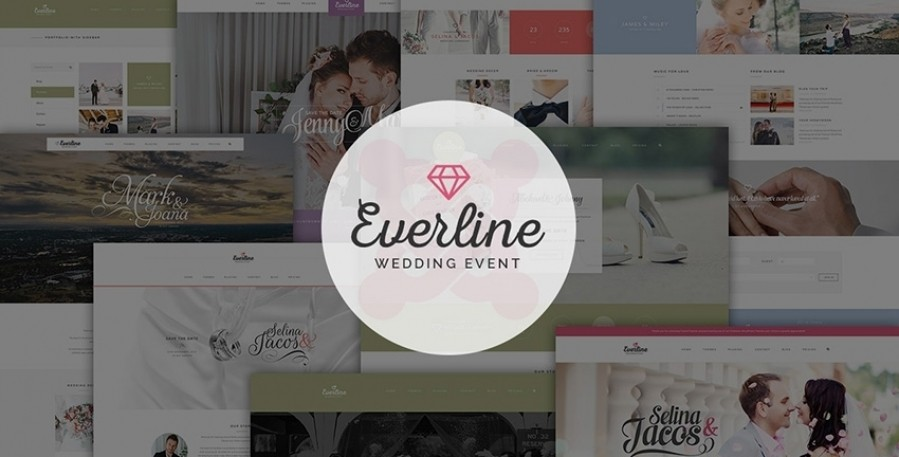 New Feature in Everline Wedding Joomla Template Upcoming Version 1.3