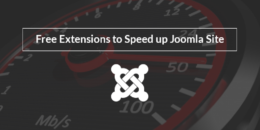 Best Free Extensions to Speed up Joomla! Site