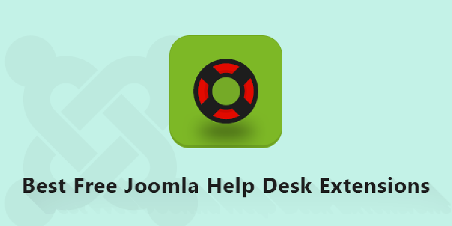 Best Free Joomla! Help Desk Extensions