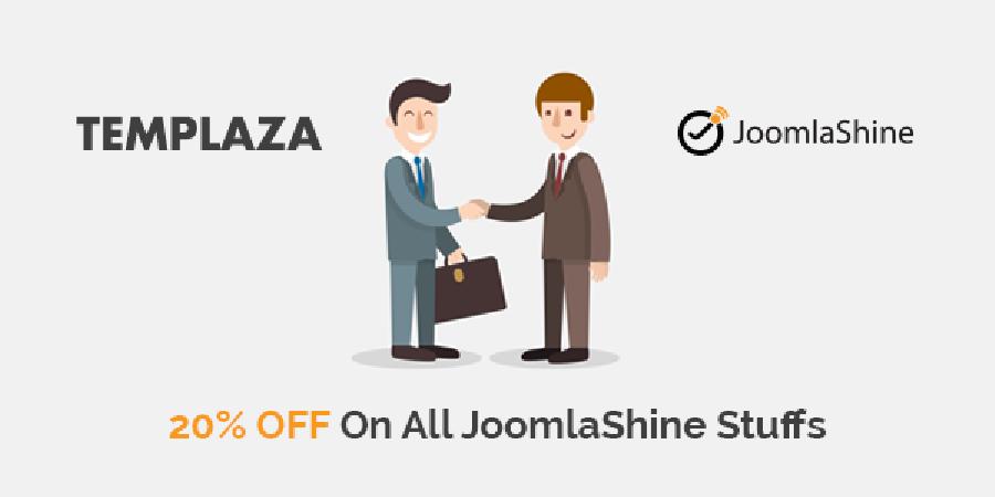 Team Up: TemPlaza and JoomlaShine