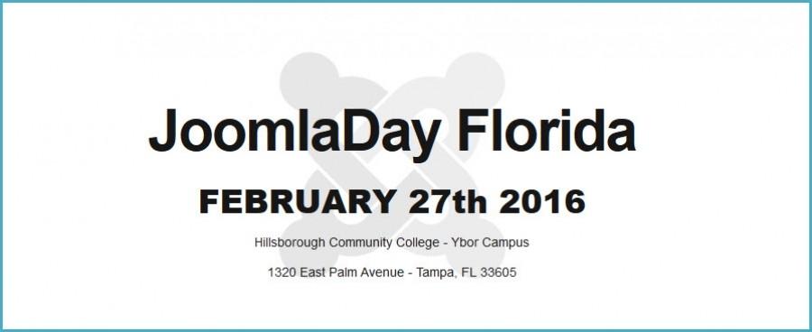 JoomlaDay Floria 2016