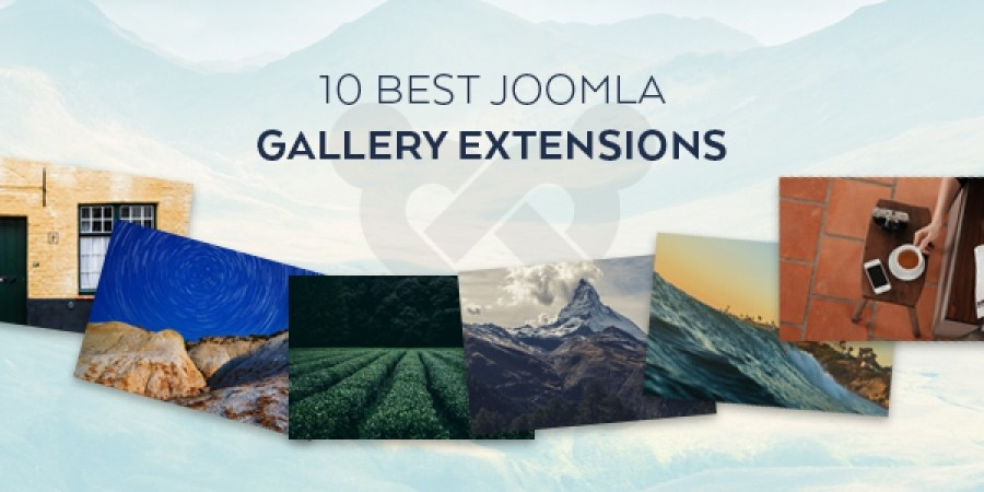 10 Best Photo Gallery Extensions for Joomla!