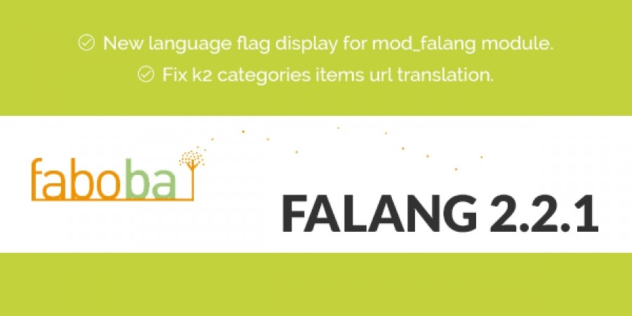 Falang 2.2.1 Has Been Released!