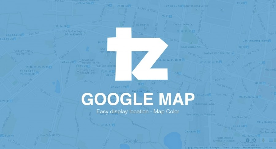 How to Use TZ Google Maps