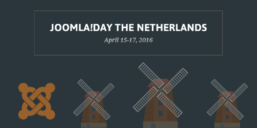 JoomlaDay Netherlands 2016