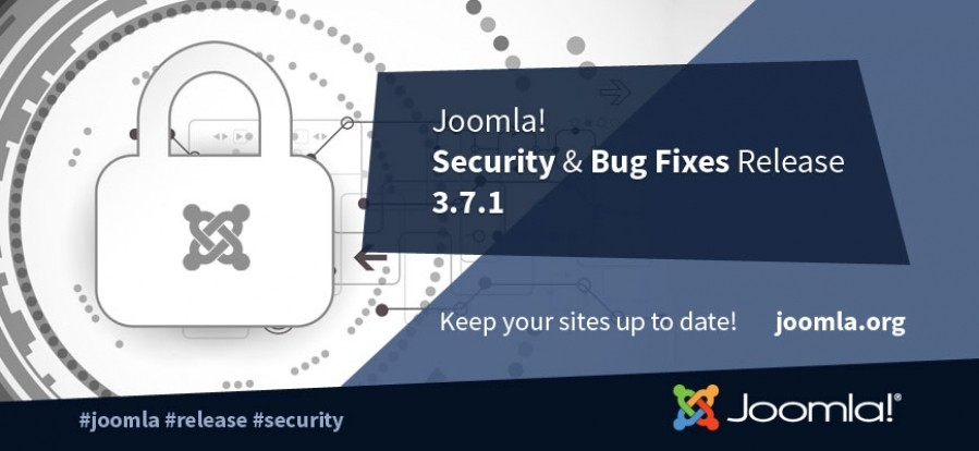 Joomla 3.7.1 is released!