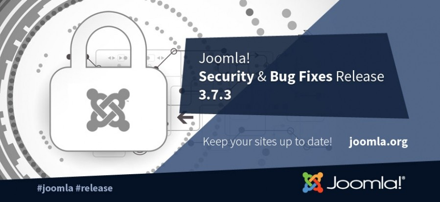 Joomla 3.7.3 is released!