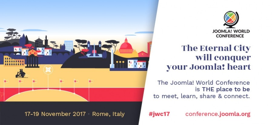 Joomla! World Conference in Rome