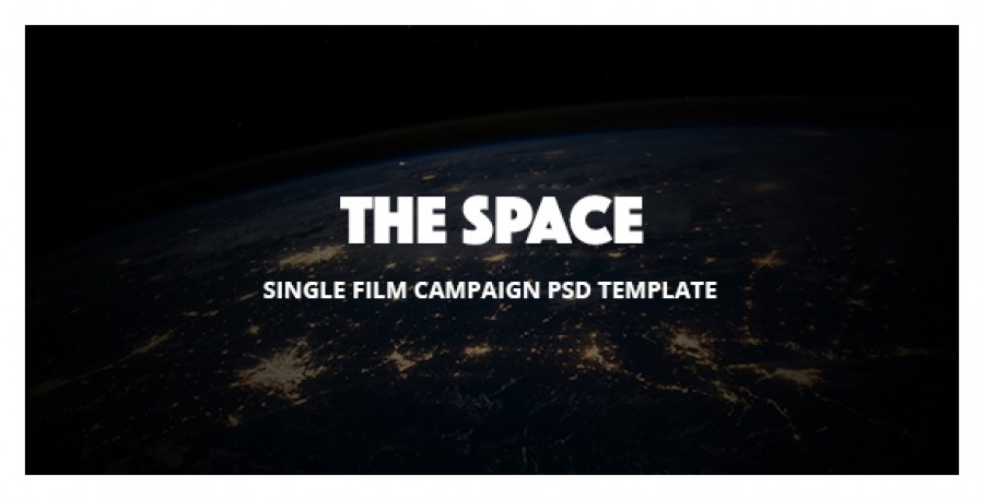 [New Release] The Space- Film Campaign WordPress Theme