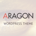 Aragon - Responsive WordPress Theme