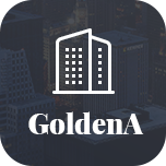GoldenA - Single Property Joomla Template