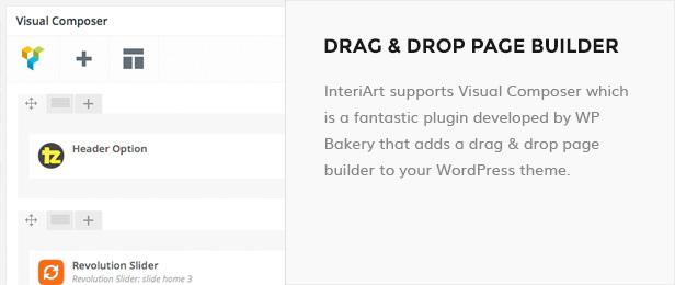 InteriArt - Furniture & Interior WordPress Theme - 11