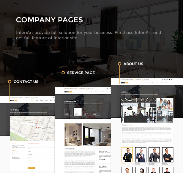 InteriArt - Furniture & Interior WordPress Theme - 5  Download InteriArt – Furniture & Interior WordPress Theme nulled interiart company