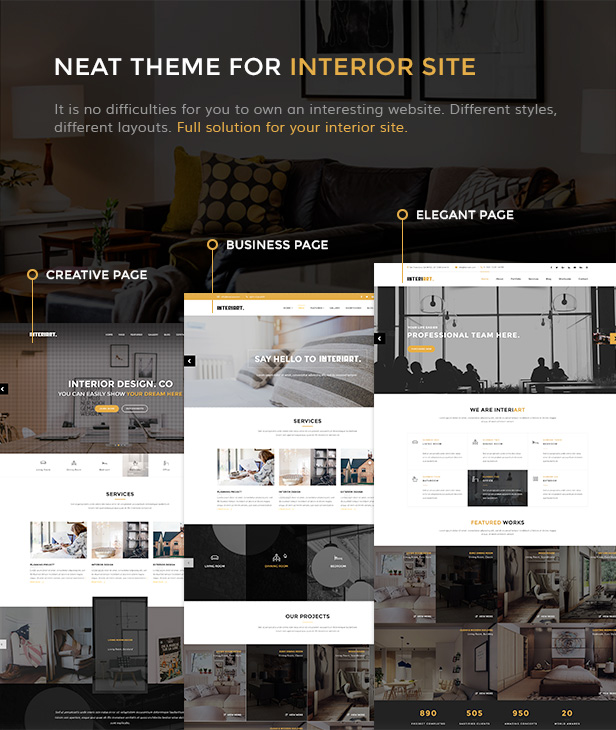 InteriArt - Furniture & Interior WordPress Theme - 3  Download InteriArt – Furniture & Interior WordPress Theme nulled interiart promote