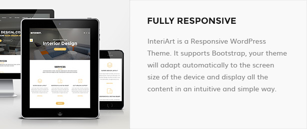 InteriArt - Furniture & Interior WordPress Theme - 10  Download InteriArt – Furniture & Interior WordPress Theme nulled responsive