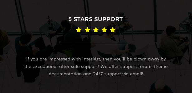 InteriArt - Furniture & Interior WordPress Theme - 21